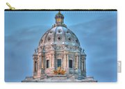 Minnesota State Capitol St Paul Mn Carry-all Pouch