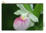 Minnesota's Lady Slipper Carry-all Pouch