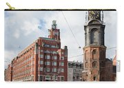 Mint Tower In Amsterdam Carry-all Pouch