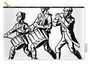Minutemen: Spirit Of 1776 Carry-all Pouch