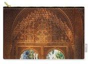 Mirador De Lindaraja La Alhambra Carry-all Pouch