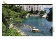 Miramare Castle Beach Carry-all Pouch