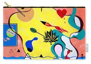 Miro Miro On The Wall Carry-all Pouch