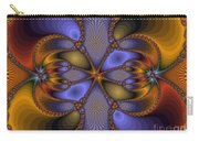 Mirror Butterfly Carry-all Pouch