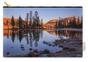 Mirror Lake Dawn Carry-all Pouch