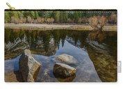 Mirror Lake Threesome Yosemite Carry-all Pouch