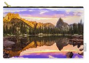 Mirror Lake Yosemite National Park Carry-all Pouch