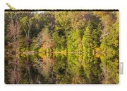 Mirror Reflections Of Fall Carry-all Pouch