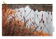 Mirror Smooth River Carry-all Pouch
