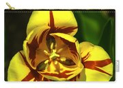 Mirrored Tulip Time Carry-all Pouch