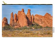 Misfit Rock Formations Carry-all Pouch