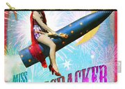 Miss Fire Cracker Carry-all Pouch by Aimee Stewart