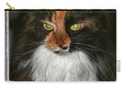 Miss Gizzie Waits By Diana Sainz Carry-all Pouch
