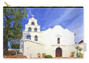 Mission Basilica San Diego De Alcala Usa Carry-all Pouch
