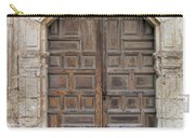 Mission Concepcion Door  Carry-all Pouch