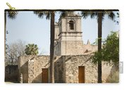 Mission Concepcion In San Antonio Carry-all Pouch