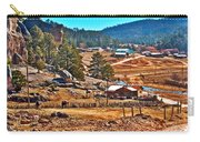 Mission Cusarare Tarahumara Village In Chihuahua-mexico  Carry-all Pouch