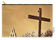 Mission In Sepia Carry-all Pouch
