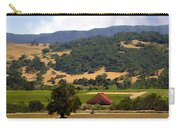 Mission Meadows Solvang California Carry-all Pouch