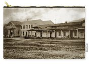 Mission San Francisco De Asis Mission Dolores And Mission House Calif. 1880 Carry-all Pouch