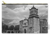 Mission San Jose Bw Carry-all Pouch