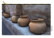 Mission San Jose De Tumacacori Pottery Carry-all Pouch