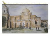 Mission San Jose In San Antonio Carry-all Pouch