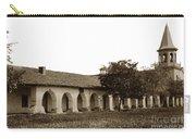 Mission San Juan Bautista San Benito County Circa 1905 Carry-all Pouch