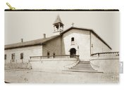 Mission San Luis Obispo Circa 1890 Carry-all Pouch