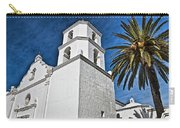 Mission San Luis Rey - California Carry-all Pouch