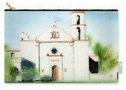 Mission San Luis Rey Dreamy Carry-all Pouch by Kip DeVore