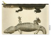 Mississippi Alligator Carry-all Pouch