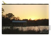 Mississippi Bayou 16 Carry-all Pouch