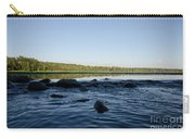 Mississippi Headwater And Lake Itasca Carry-all Pouch