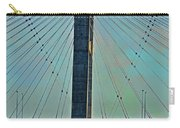 Mississippi River Bridge At Cape Girardeau Mo  Carry-all Pouch