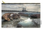 Mississippi River Carry-all Pouch