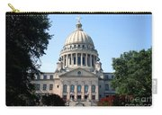 Mississippi State Capitol Downtown Jackson Carry-all Pouch