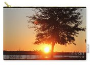 Mississippi Sunset 1 Carry-all Pouch