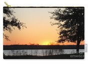 Mississippi Sunset 11 Carry-all Pouch
