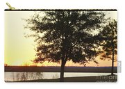 Mississippi Sunset 12 Carry-all Pouch