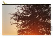 Mississippi Sunset  2 Carry-all Pouch