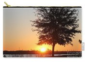 Mississippi Sunset 3 Carry-all Pouch