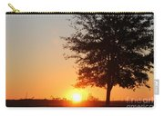 Mississippi Sunset 4 Carry-all Pouch