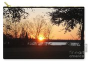 Mississippi Sunset 9 Carry-all Pouch
