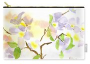 Missouri Dogwood In Watercolor Carry-all Pouch