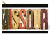 Missouri  Carry-all Pouch