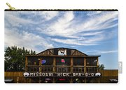 Missouri Hick Bbq Carry-all Pouch