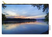 Missouri River Blues Carry-all Pouch