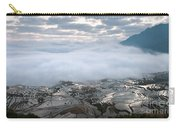 Mist And Cloud Carry-all Pouch