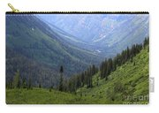 Mist In The Valley Carry-all Pouch